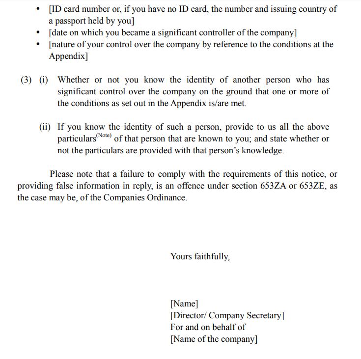 Notice page 2