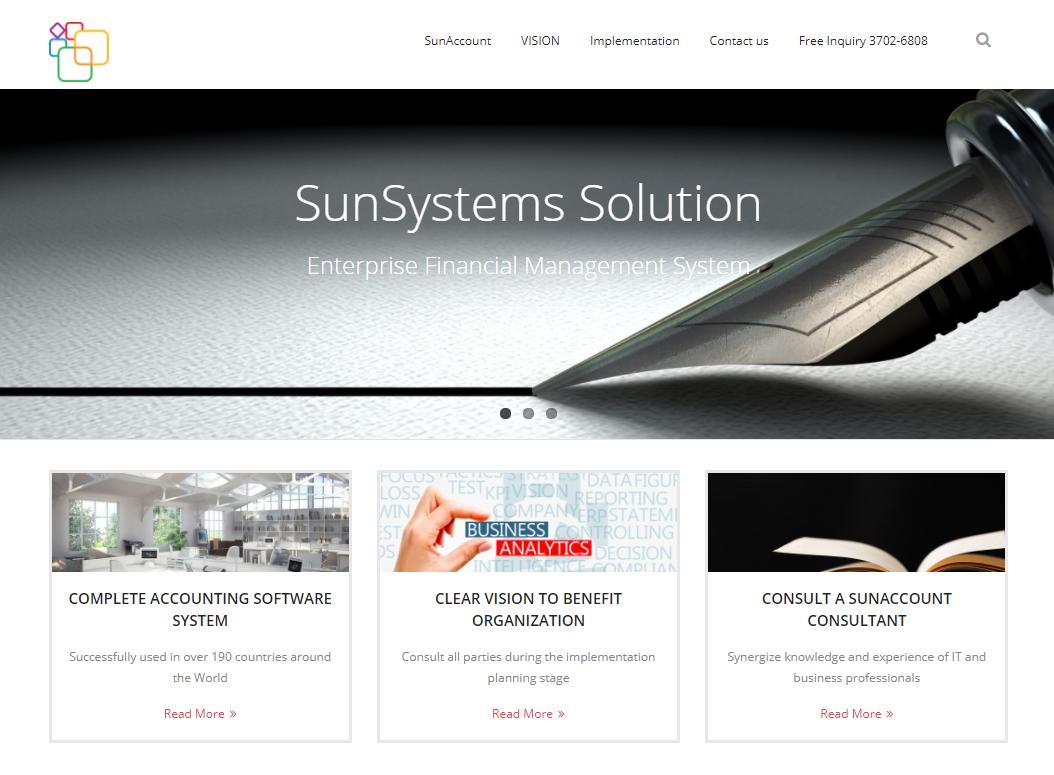 Osome HK SunsystemsSolution