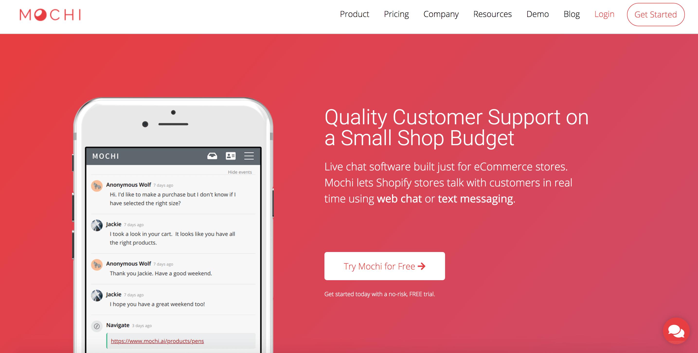 Top 20 Free Shopify Apps Mochi