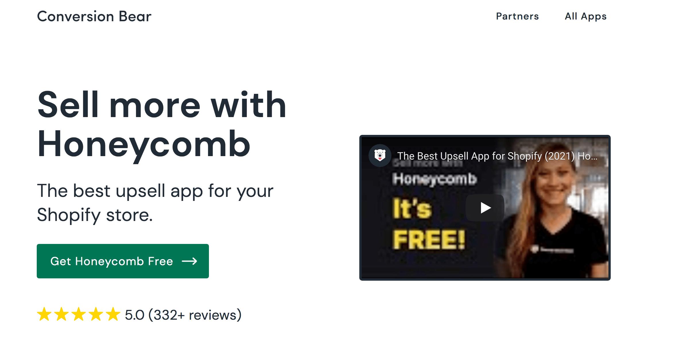 Top Shopify App Conversion Bear