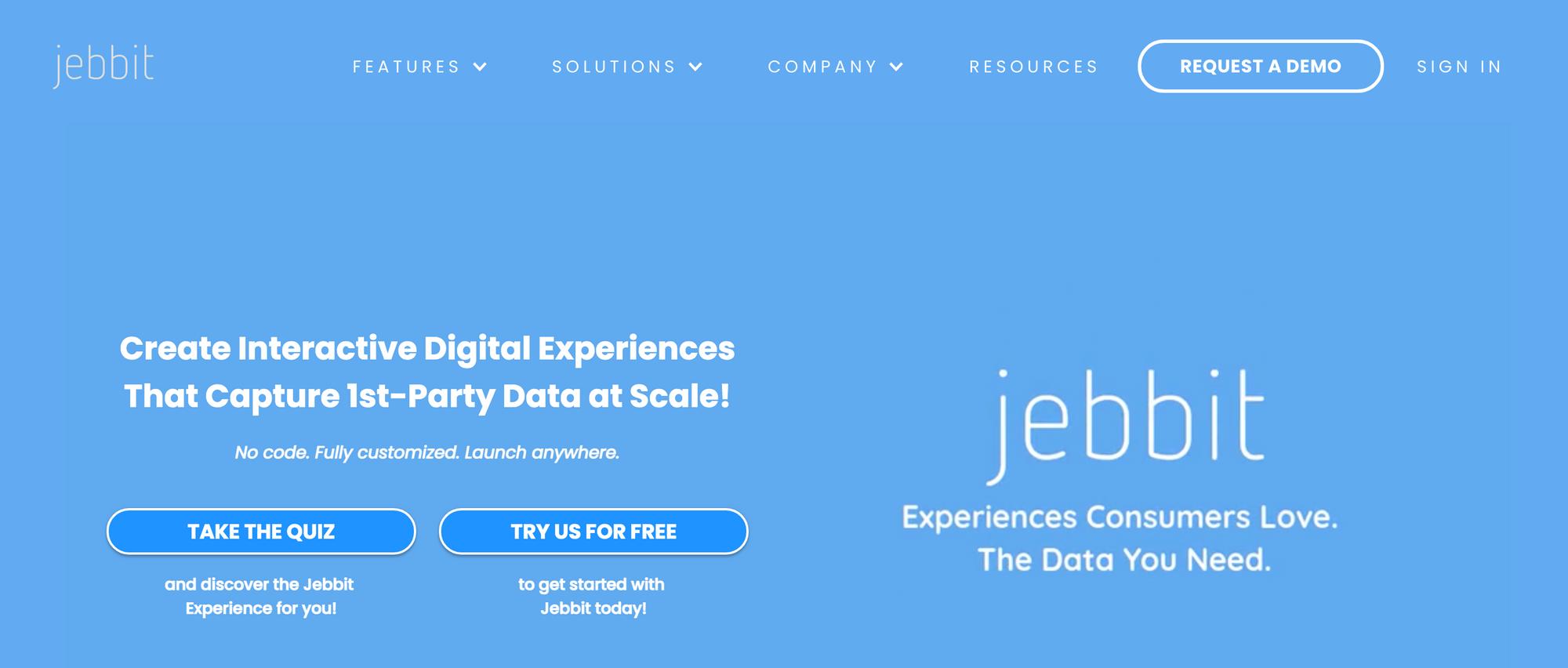 Top Shopify App Jebbit