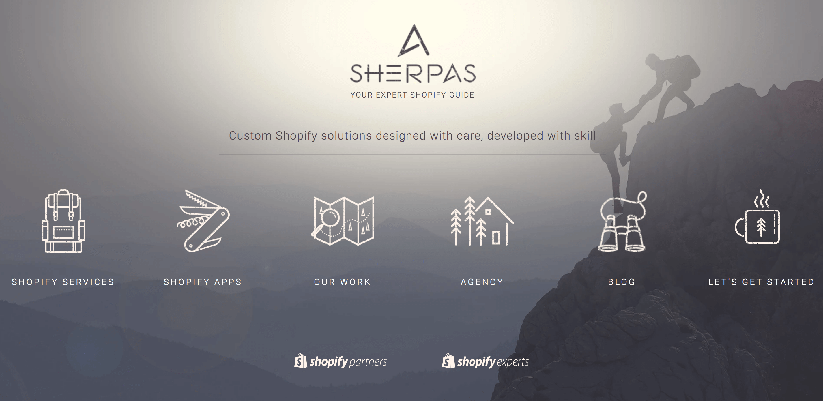 Top Shopify Apps Sherpas