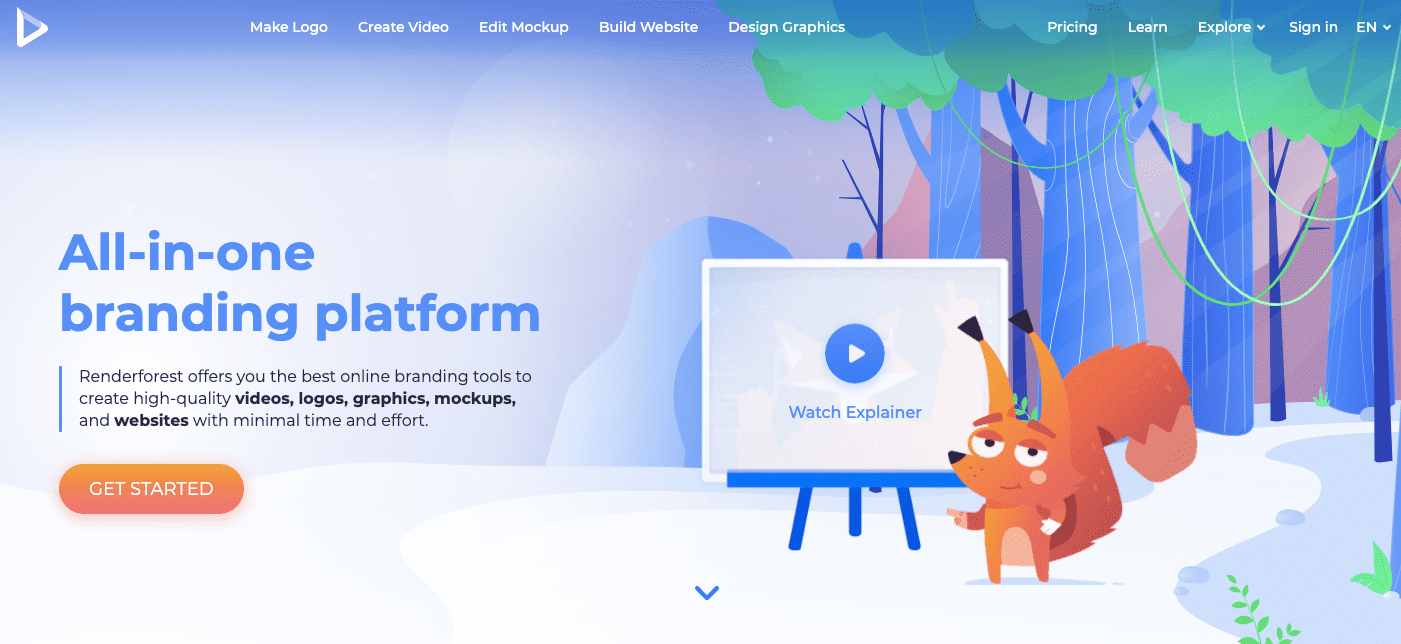Renderforest-home-page-1
