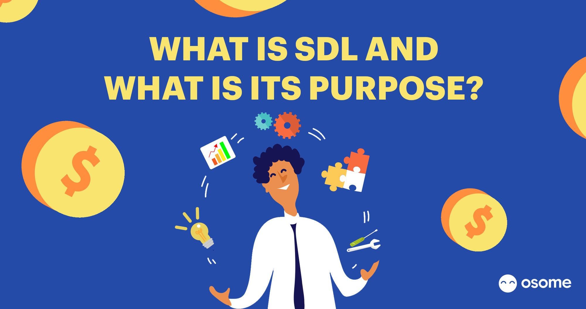 What Is SDL?