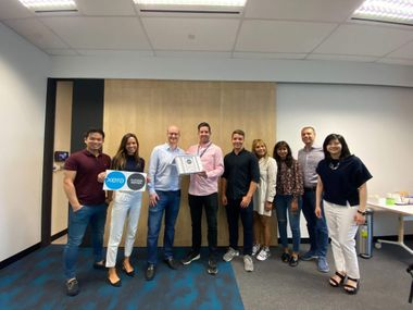 Osome Becomes Xero Platinum Partner in Just 3 Months