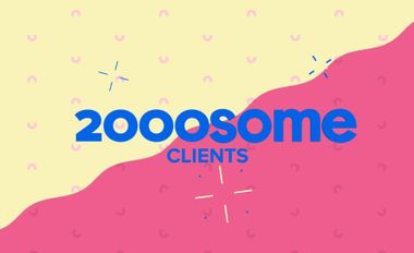 Osome is Proud to Serve 2000 Clients