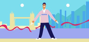 $3 Million Raised To Expand Osome in the UK and Hong Kong