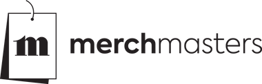 MerchMasters Logo Black horizontal
