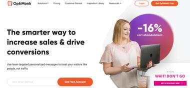 Top Shopify App Optimonk