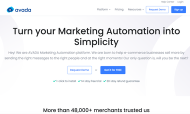 Top Shopify Apps Avada