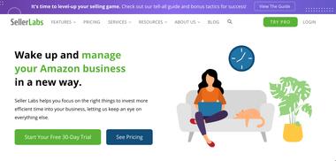 SellerLabs website