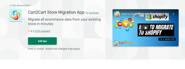 Cart2Cart-Store-Migration-App